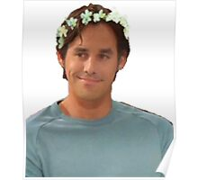 Xander Harris - Flower Crown Poster