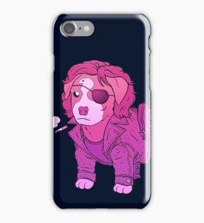KURT RUSSELL TERRIER - ESCAPE FROM NEW YORK iPhone Case/Skin