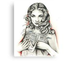 Fortune Canvas Print