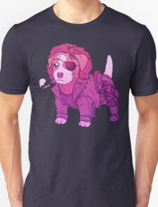 KURT RUSSELL TERRIER - ESCAPE FROM NEW YORK Unisex T-Shirt