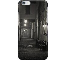 one night in Ferrara, Italy iPhone Case/Skin