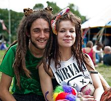 Couple - Alchemyfest 2013 by Guy  Berresford