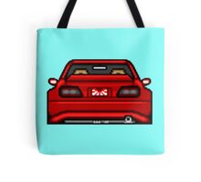 Pixel Cars - Toyota Chaser Tote Bag
