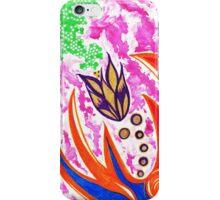 """""""Zig Zag Floral"""" By Jessie R Ojeda iPhone Case/Skin"""
