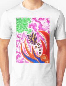 """""""Zig Zag Floral"""" By Jessie R Ojeda T-Shirt"""