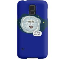 The mighty Boosh - I'm the moon Samsung Galaxy Case/Skin