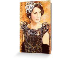 Lady of the House Greeting Card
