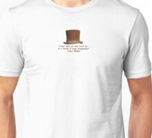 Gene Wilder Dedication Unisex T-Shirt