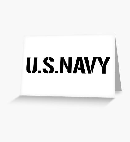United States Navy, U.S. Navy Greeting Card