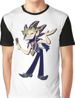 Iyami Yugi Graphic T-Shirt