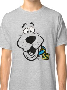 SCOOBY DOO FACE Classic T-Shirt