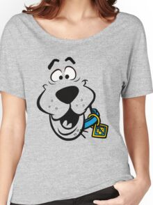 SCOOBY DOO FACE Women's Relaxed Fit T-Shirt