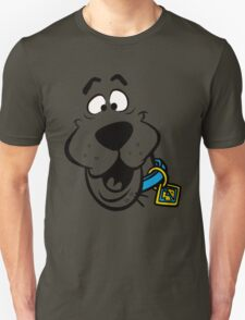 SCOOBY DOO FACE Unisex T-Shirt