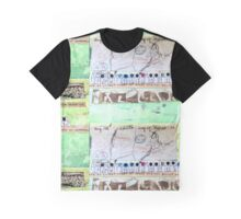 Field Journals of Jebediah Collage 3 Graphic T-Shirt
