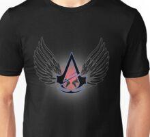 Assassins-Wings Unisex T-Shirt