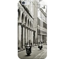 Arcades of Bologna, Italy iPhone Case/Skin