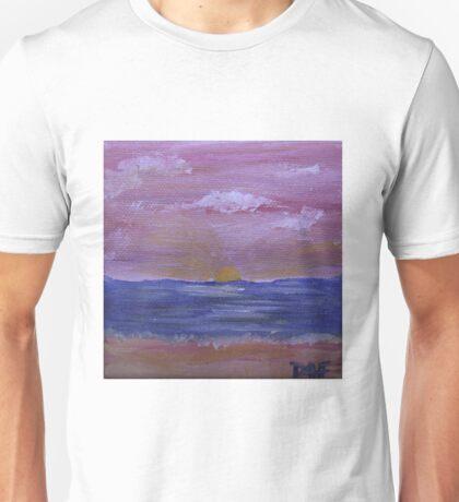Pink Skies  Unisex T-Shirt