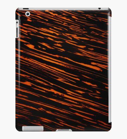 polished tortoise shell art deco phone case iPad Case/Skin