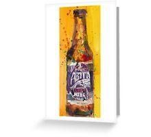 Abita Purple Haze by Abita Brewing Co Greeting Card