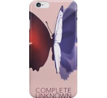 Complete Unknow 2016 iPhone Case/Skin