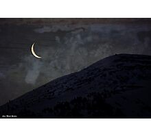 DARK MOON Photographic Print