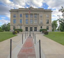 Brown County, Courthouse by oakleydo