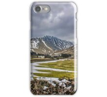 Hartsop Valley Views iPhone Case/Skin