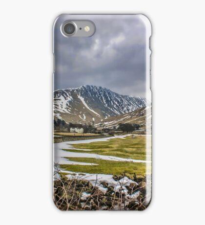 Hartsop Valley Views iPhone Case/Skin