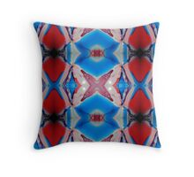 Marble Patterns Throw Pillow