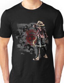 One piece - Straw Hats Unisex T-Shirt