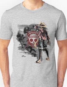 One piece - Straw Hats T-Shirt