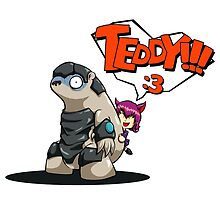 TEDDY!!! by Cuba123