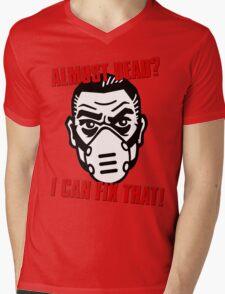 Borderlands - Dr Zed Mens V-Neck T-Shirt
