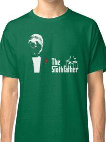 Sloth - The Slothfather godfather parody mashup Classic T-Shirt