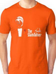 Sloth - The Slothfather godfather parody mashup Unisex T-Shirt
