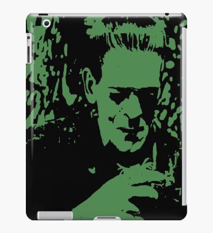 Karloff's gentle giant iPad Case/Skin