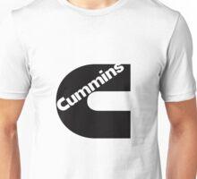 Cummins Black Logo Unisex T-Shirt