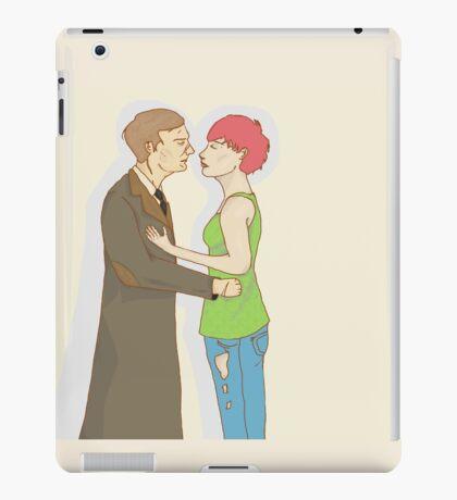 Remus and Tonks iPad Case/Skin