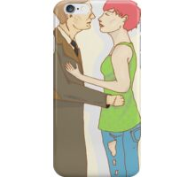 Remus and Tonks iPhone Case/Skin