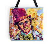 Willy Wonka - Gene Wilder Tote Bag