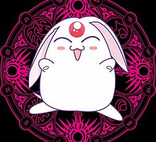 Withe Mokona by Rickykun