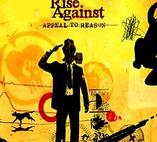 Rise Against Appeal To Reason Album Artwork by ultimatejeb