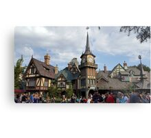 Matterhorn from Fantasyland Metal Print