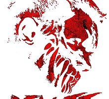 WWE Prince Devitt by LastKingzzFTW