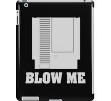 ~ Blow Me Cardtridge ~ iPad Case/Skin