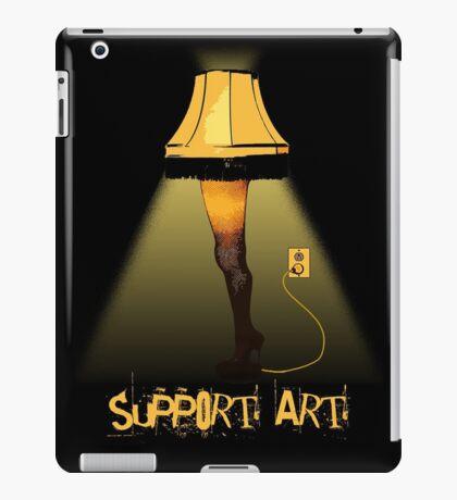 Support Art iPad Case/Skin