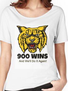 Valdosta Wildcats 900 Wins Women's Relaxed Fit T-Shirt