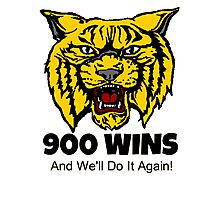 Valdosta Wildcats 900 Wins Photographic Print
