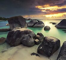 Let There Be Light by Felix Haryanto