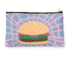 Happy lil Hamburger Studio Pouch